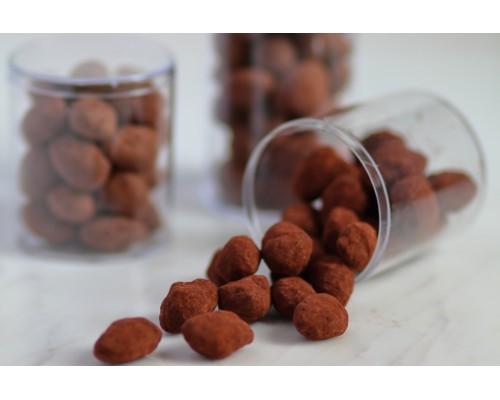 Драже в шоколаде Миндаль, ручной работы