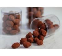 Шоколадное драже Фундук в горьком шоколаде, ручной работы 150 гр