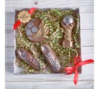 Шоколадный набор Футболисту, 295 гр