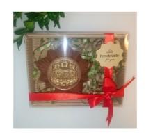Шоколадная фигурка Лучшей маме, 65 гр