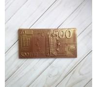 Шоколадная фигурка 500 Евро, 90 гр