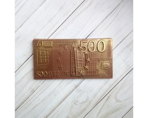 Шоколадная фигурка 500 Евро