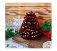 Шоколадная елка горький шоколад, 230 - 250 гр