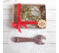 Шоколадные инструменты Ключ разводной, 65 гр