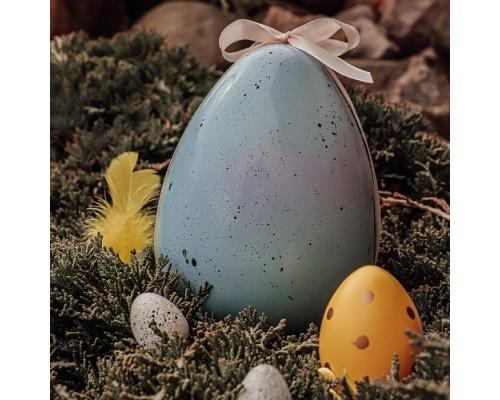 Шоколадное яйцо с сюрпризом из молочного шоколада