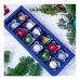 Подарочный набор корпусных конфет для мужчин в коробке 12 шт
