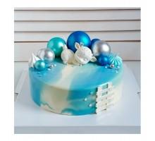 Торт на день рождения ребенку, дочке, d24 см, 1,8 - 2 кг