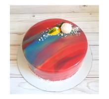 Торт на день рождения мужчине, мужу, папе, дедушке d14 см вес 0,6-0,7 кг