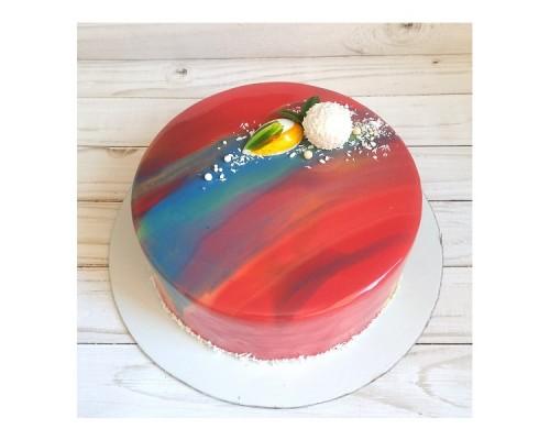 Торт на день рождения мужчине, мужу, папе, дедушке d14 см