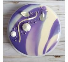Торт на день рождения девушке, женщине, жене, маме, бабушке d18 см вес 1,1 - 1,3 кг