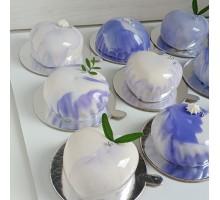 Муссовые пирожные на заказ 6 шт